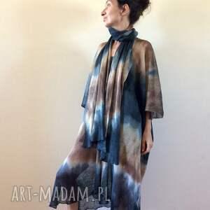 Anna Damzyn szal dla P. Agnieszki - Hand Made