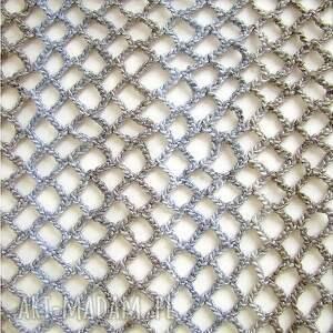 BARSKA szal ażurowy - różne kolory do wyboru:) - ażur prezent