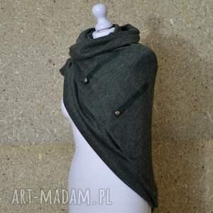 unikalne szaliki bolerko szal, chusta, narzutka, ponczo ze