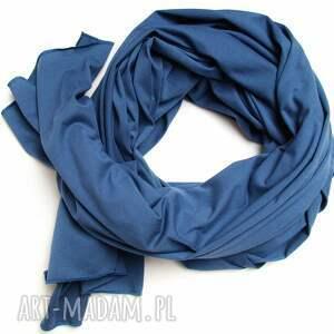 hand made szaliki szalik szal chusta bawełniany