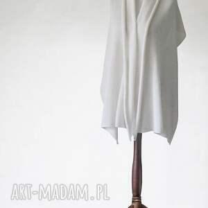 ręcznie wykonane szaliki szal z wełny merino extrafine