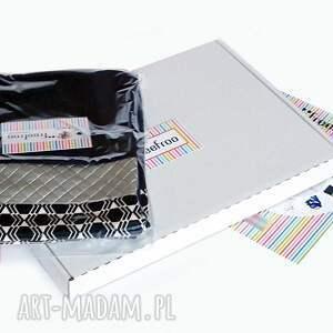 handmade szaliki szalik szyfonowy subtelny szal komin