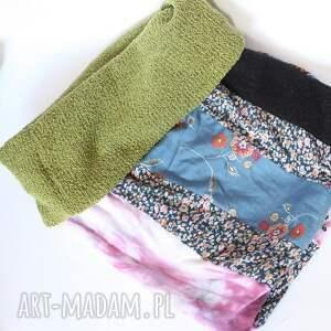 Ruda Klara szaliki sport w tubie cie lubie - komin handmade