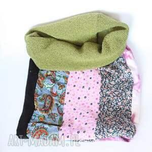 sport szaliki w tubie cie lubie- komin handmade