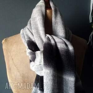 eleganckie szaliki szal zwiewny