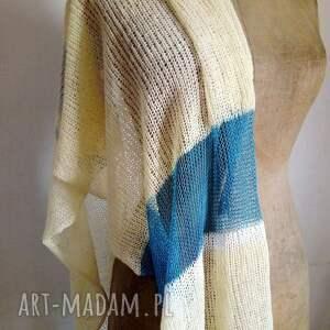 modne szaliki szal zwiewny