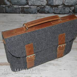 listonoszka teczki filcowa torba na faptopa