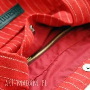 flisanna torebki czerwona