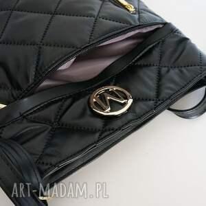 listonoszka torebki duża damska a4 xxl do zimowej