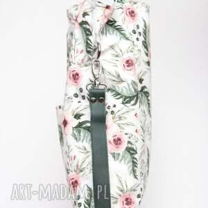 torebki duża oryginalna, wiosenna torba