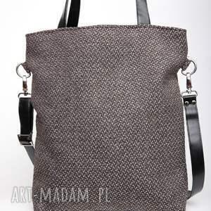 torebki kieszonki duża prostokątna torba na ramię