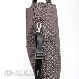torebki melanż duża prostokątna torba na ramię