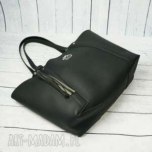 niekonwencjonalne torebki 3w1 duża torba worek manzana xxl