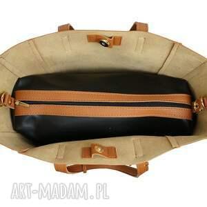 kuferek torebki dwie w cenie jednej manzana