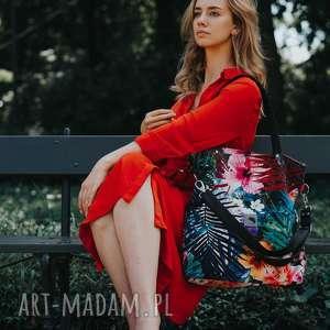 kolorowa torebka na ramię torebki fantastyczna w egzotyczny