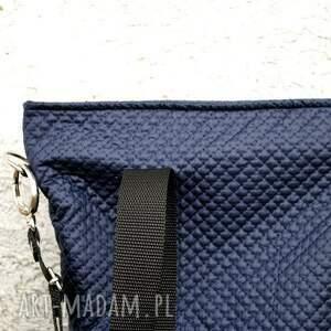 z personalizacją torebki wymiary (rozłożonej na płasko)