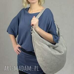 ręcznie wykonane torebki beżowa hobo czysty harry
