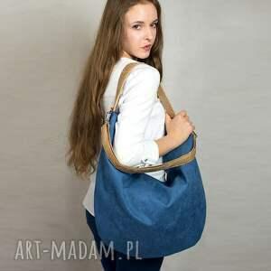 frapujące torebki torba hobo wymiary (rozłożona na płasko): ok