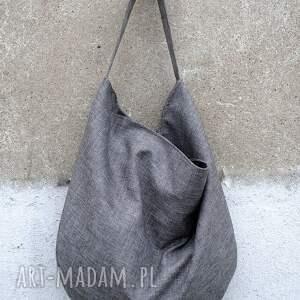 unikalne torebki hobo xxl na ramię elephant