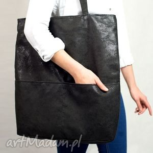 atrakcyjne torebki torba kangoo l j. black