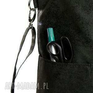 ręcznie wykonane torebki torba kangoo s j. black