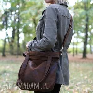 eleganckie torebki torba kangoo s j. brown (classic)