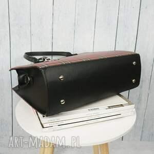 kuferek torebki klasyczny duży torebka