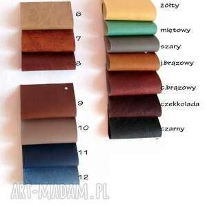 trendy torebki kobaltowa long hobo