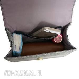 torebki listonoszka koperta i z kokardką