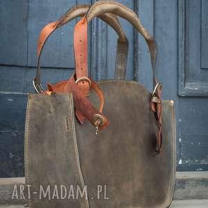 efektowne torebki torba kuferek torebka ręcznie