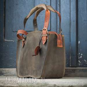 pomarańczowe torebki torebka kuferek torba ręcznie