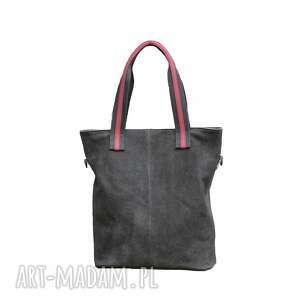 torebka torebki lekka, gustowna skórzana torba