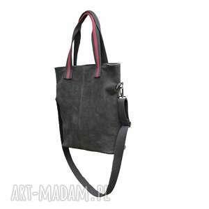 torebki torebka lekka, gustowna skórzana torba
