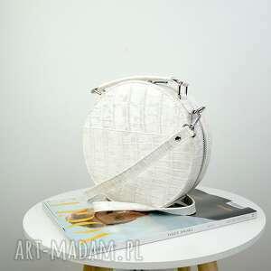 torebka torebki listonoszka w kształcie koła