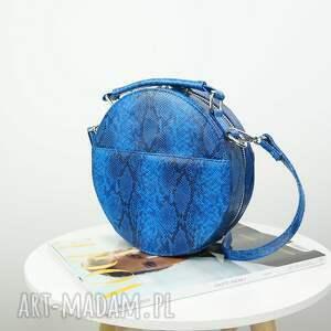 torebki manzana listonoszka w kształcie koła