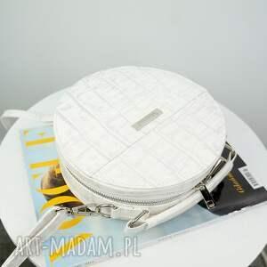 torebki torebka listonoszka w kształcie koła