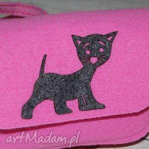 Etoi design Malutka torebka z filcu - EtoiDesign - rękodzieło dziewczynki