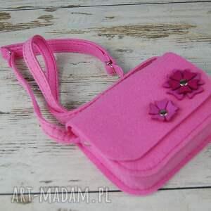 torebka torebki malutka z filcu