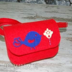 torebki torebeczka malutka torebka z filcu