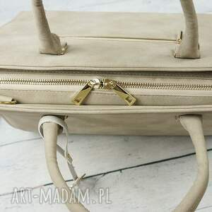 atrakcyjne torebki damska manzana duża torebka kuferek trapez