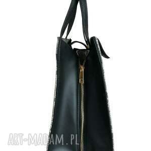 duża torebki manzana torba miejski styl xxl