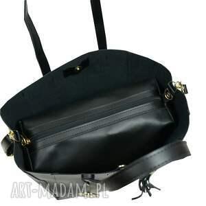 gustowne torebki duża manzana torba klasyczna 2w1