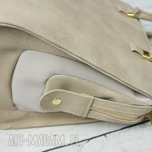 atrakcyjne torebki torebka manzana duża kuferek trapez
