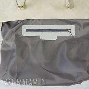 torebka torebki żółte manzana klasyczna torba miejski