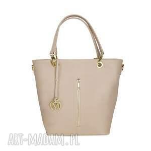 torebka torebki różowe manzana kuferek złote dodatki hot