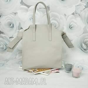 torba torebki manzana kuferek xxl z wiązaniami po