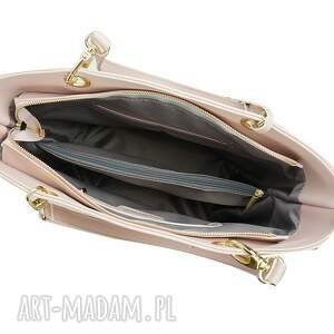 elegnacka torebki manzana kuferek złote dodatki hot