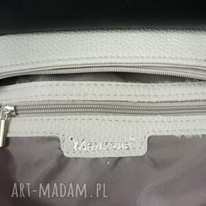 ręcznie zrobione torebki manzana listonoszka kuferek