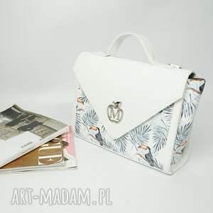 818bc84187862 unikalne torebki torebka manzana teczka listonoszka tukany
