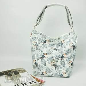 ręcznie wykonane torebki torebka manzana worek tuakny